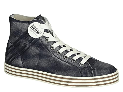 hogan rebel hi top uomo