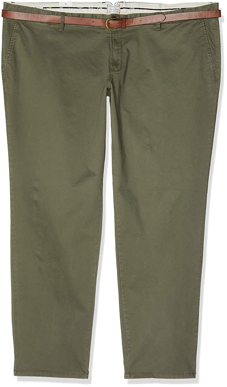 JACK & JONES Jjicody Jjspencer WW Olive Night PS, Pantalones para Hombre