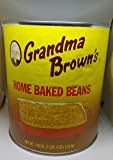 Grandma Browns Home Baked Beans, 116 Ounces, #10