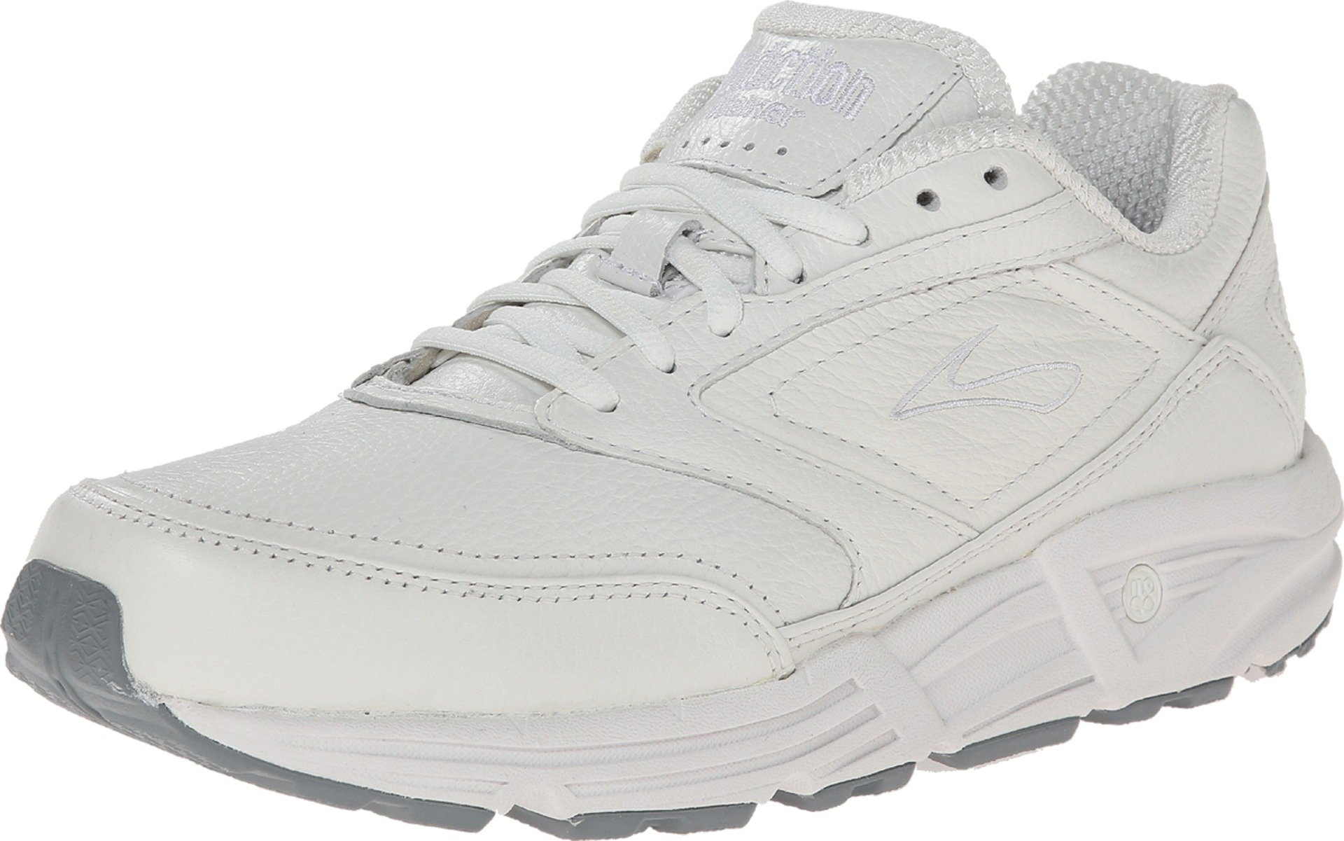 Brooks Men 's Addiction Walker Walking Zapato, color Blanco, talla 8.5 D by Brooks