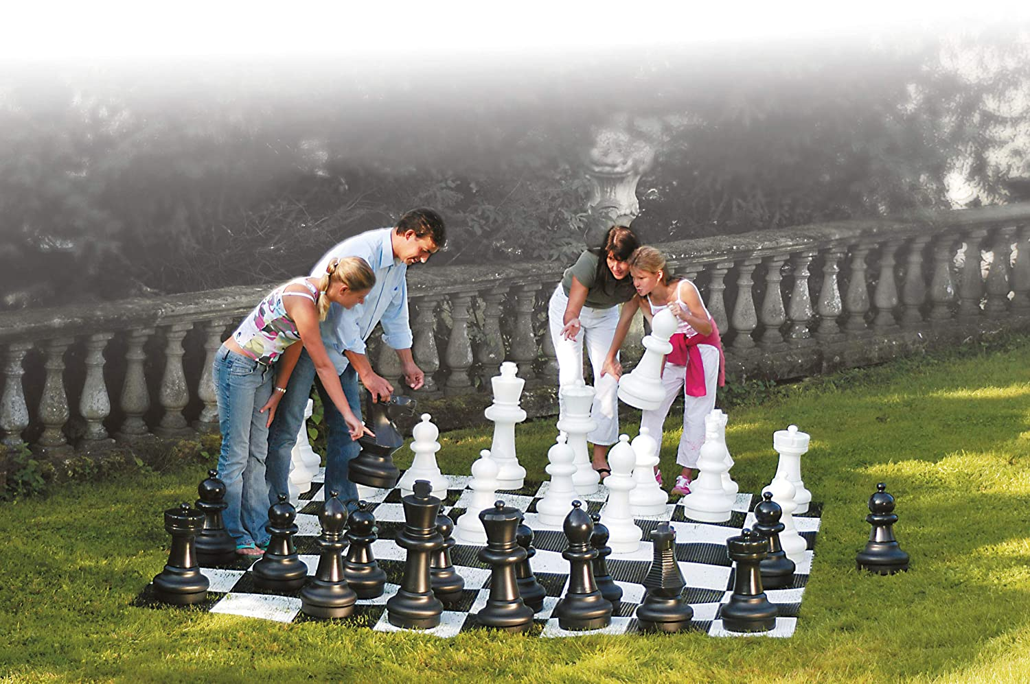 KETTLER Chess Game Board Large