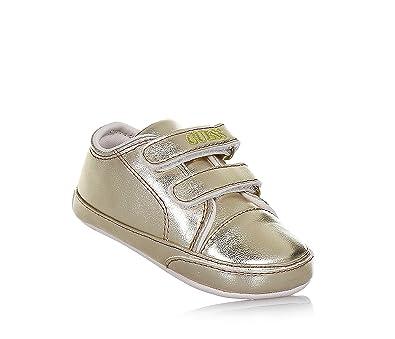 Guess , Chaussures souples pour bébé (fille) - or - or, 16 EU ... c33b813131a4