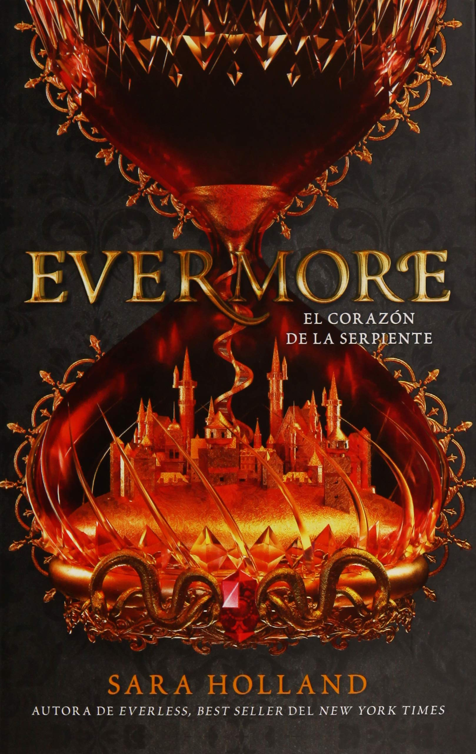 Evermore: El corazón de la serpiente: Holland, Sara: Amazon.com.mx ...