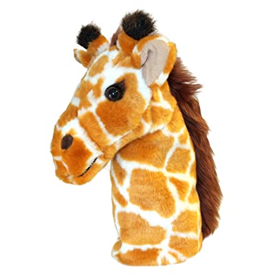 The Puppet Company CarPets Giraffe Hand Puppet: Toys & Games