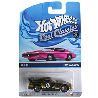 Hot Wheels Cool Classics 23/30 - Honda S2000: Toys & Games