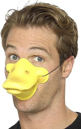 Fancy Dress Duck Beak EVA Foam Ducks Mask /& Elasticated Strap by Smiffys