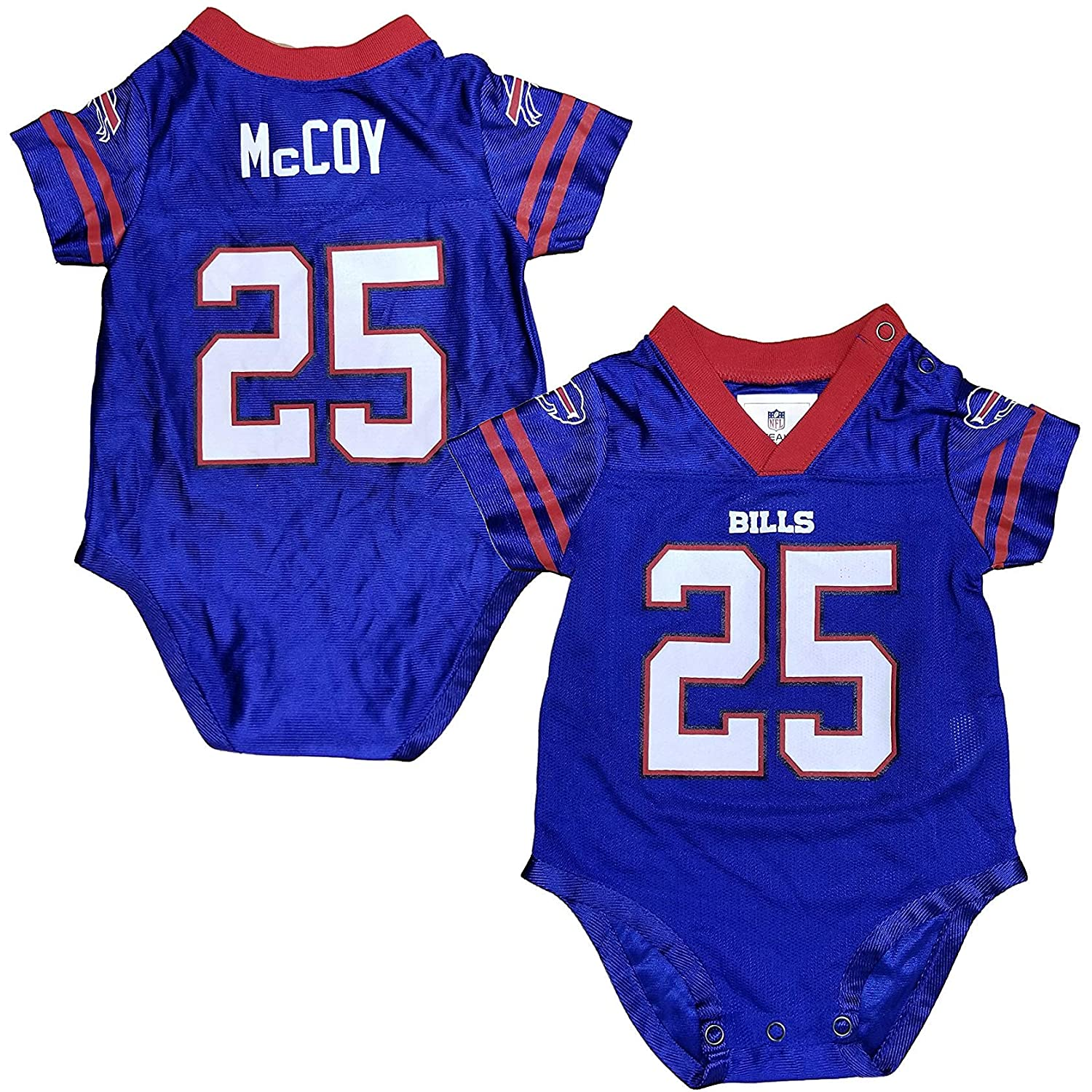 reputable site 9d983 8bcf6 Amazon.com: Outerstuff LeSean McCoy Buffalo Bills Blue Home ...