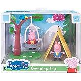 Peppa Pig Fun Playtime Toy Playset, Camping