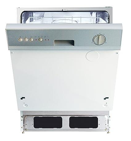 Haier de ebe4tis Lavavajillas empotrable/AAA/1,05 kWh/12 Mgd ...