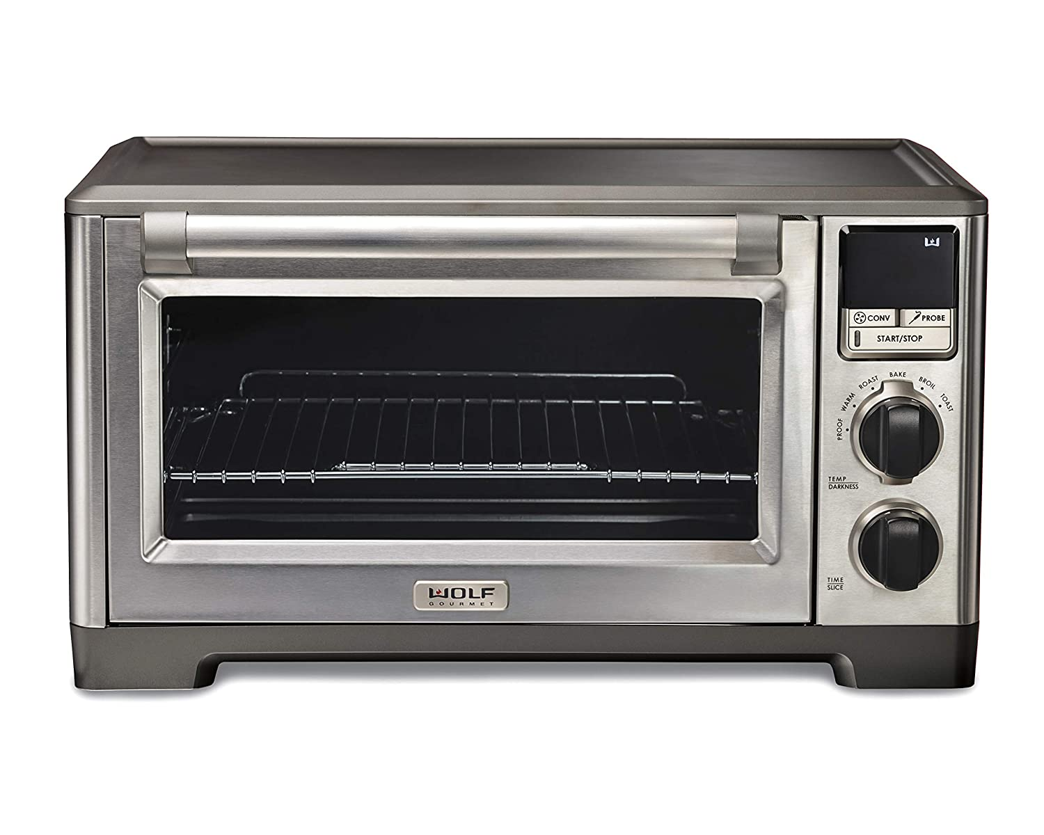 Wolf Gourmet Countertop Oven with Convection (WGCO100S) (Black)