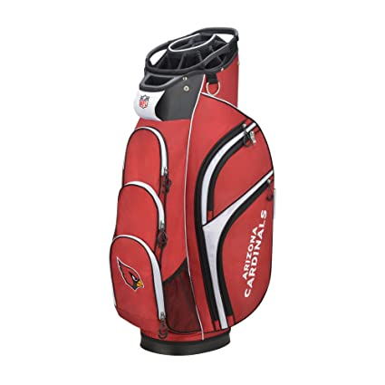 Amazon.com   Wilson 2018 NFL Golf Cart Bag d8c78f6c3