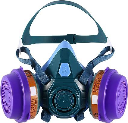 maschera respiratore saldatura