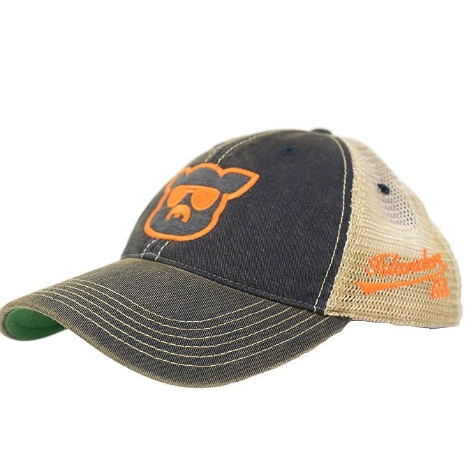 d9c86c55f5061 Islanders Pig Face Geaux Tigers LSU Trucker Hat