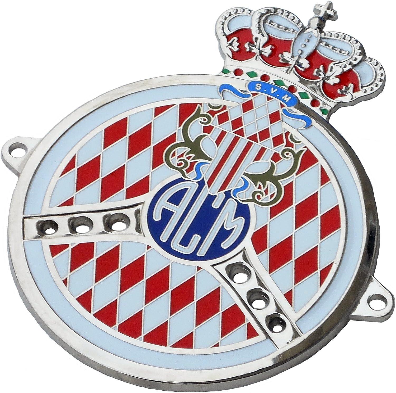 Triple-C Automobile Club of Monaco Grille Badge//Emblem