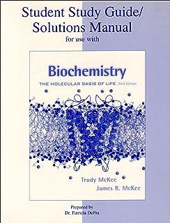 Amazon biochemistry the molecular basis of life biochemistry the molecular basis of life study guide fandeluxe Choice Image
