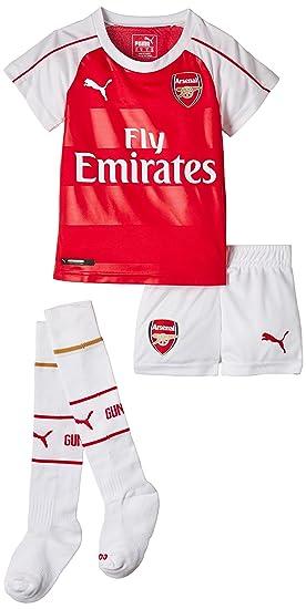 Puma AFC Home Minikit with Hanger und Sponsor - Camiseta/Camisa Deportivas para Hombre,