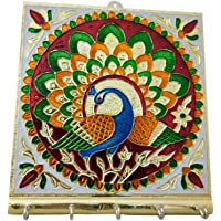 Crafts Handcrafted Designer Home Decorative 5 Hook Key Holder (Ideal for Diwali Gift)