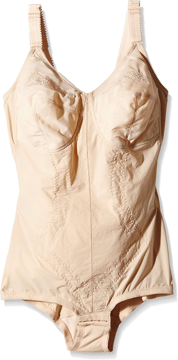 All In One Bodysuit Playtex Womens I Cant Believe Its A Girdle