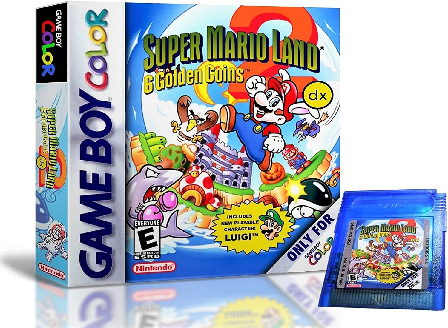 super mario land 2 6 golden coins online