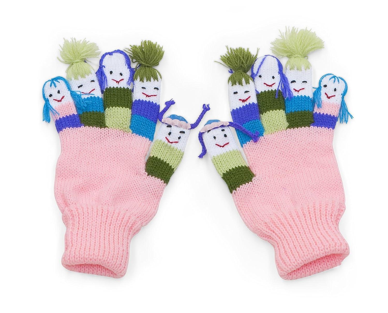 Kidorable Girls' Little Gloves