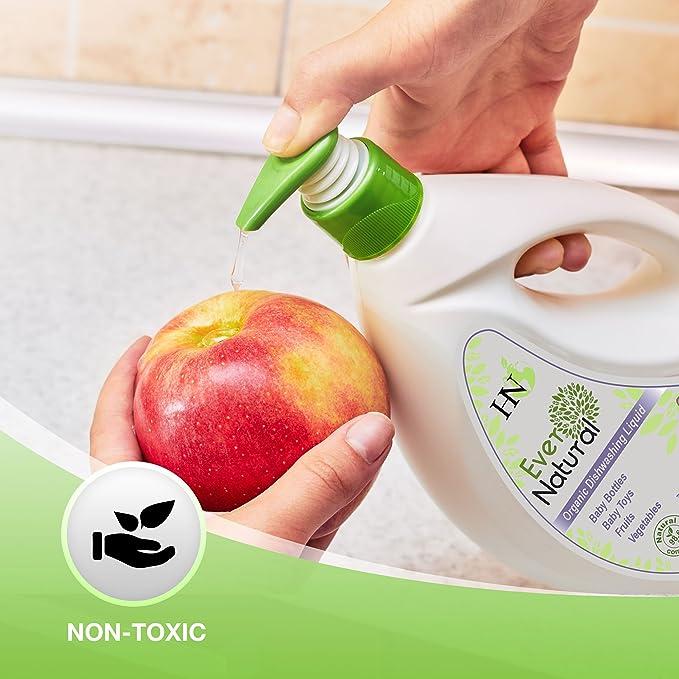 Amazon.com: Detergente de gel orgánico para lavavajillas ...