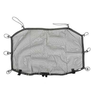 Rugged Ridge 13579.10 Black Hard Top Sun Shade for 07-18 Jeep Wrangler JK: Automotive