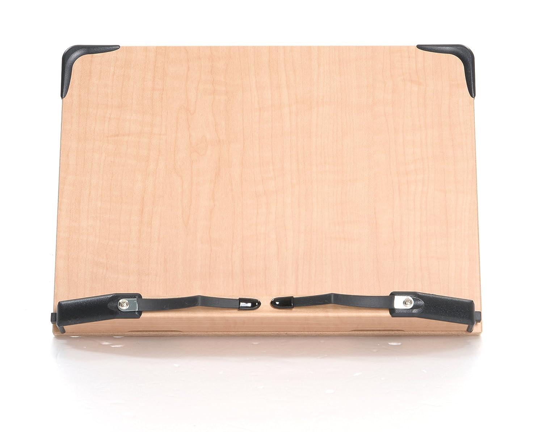 A Book St/änder BS1500/Book Halter w//verstellbar klappbar Tablett und Seite Papier clips-cookbook Lesung Schreibtisch stabile leicht bookstand-textbooks bookstands-music B/ücher Tablet Cook Rezept steht