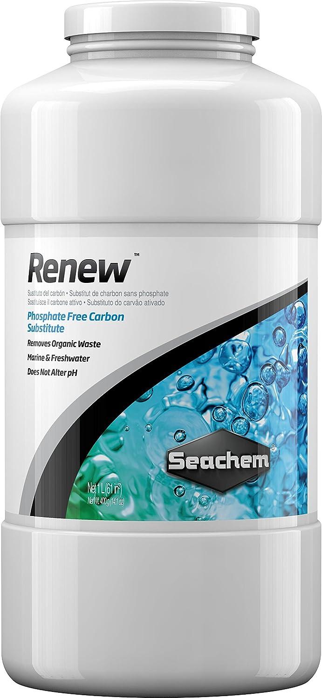 Seachem Renew 1 Liter by Seachem: Amazon.es: Productos para mascotas