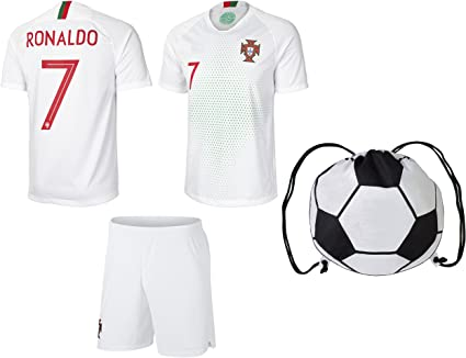 Outfits 2020 Away Adults Kids Suits Socks Jersey Kits 7 Football Soccer Strip
