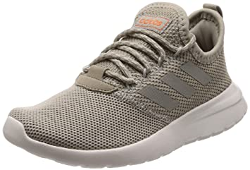 adidas Lite Racer Damen Sneaker Weiß Schuhe, Größe:39 13