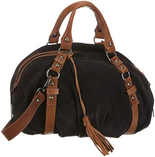 newest collection 3670f 14e65 A.S.98 Airstep Tasche 151196, Damen HenkelTasche, schwarz ...