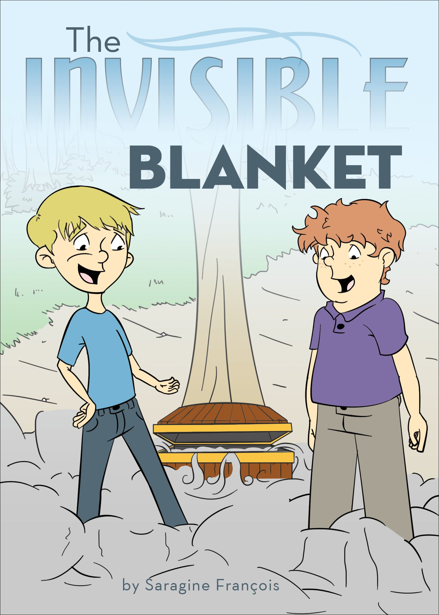 Read Online The Invisible Blanket ebook