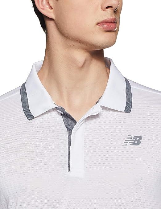 New Balance - Polo para Hombre Polo de Tenis: Amazon.es: Deportes ...