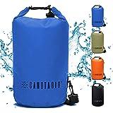 Canotagio Bolsa Impermeable/Mochila a Prueba de Agua para Senderismo y Deportes Acuaticos. Dry Bag Disponible en 5, 10…