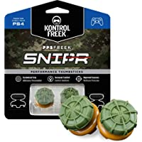 KontrolFreek FPS Freek Snipr for PlayStation 4 (PS4) and PlayStation 5 (PS5) | Performance Thumbsticks | 2 High-Rise…