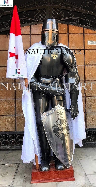 Amazon.com: Nauticalart, disfraz medieval de cruzador de ...