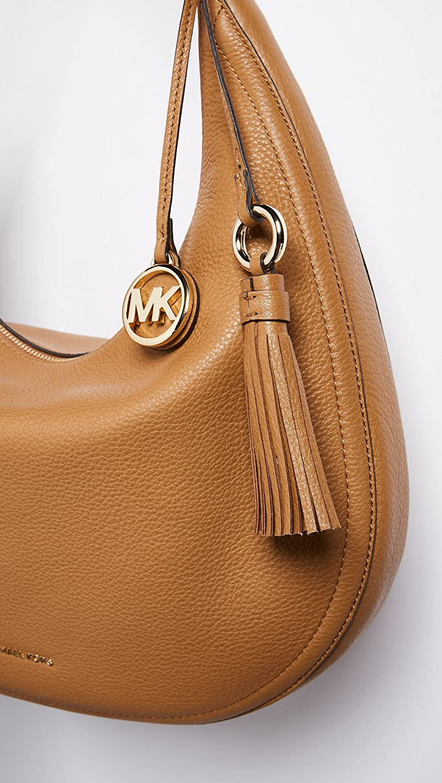 8ae166c9f6a9ce ... low price amazon michael michael kors womens medium lydia hobo bag  acorn 8c469 dce7c