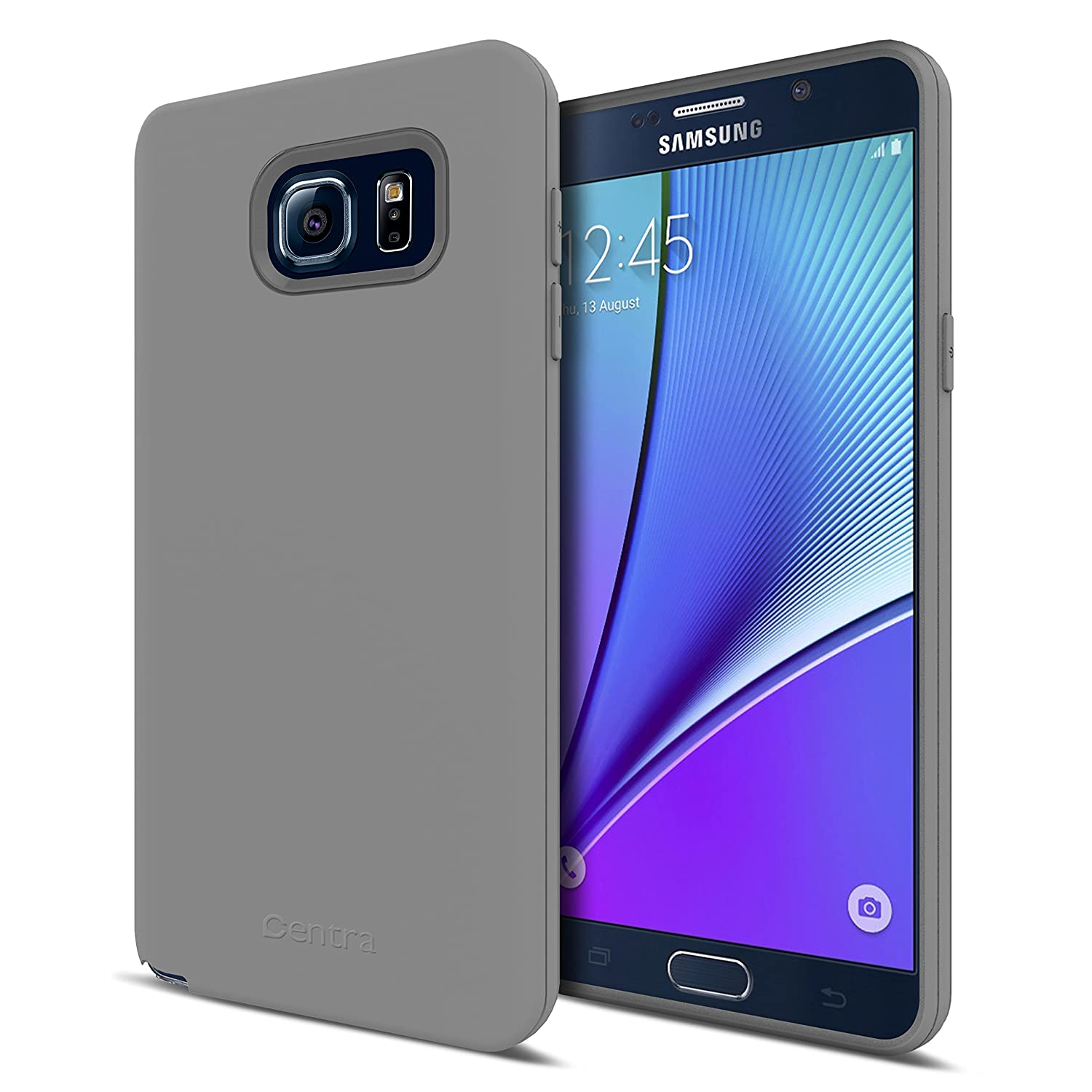 amazon com galaxy note 5 case centra tpu case for galaxy note 5