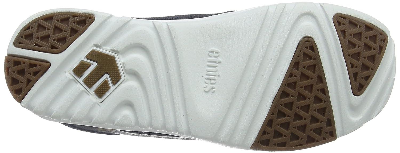 Etnies Womens Scout Sneaker B016R97MQW 6 B(M) US|Black/White/Gum