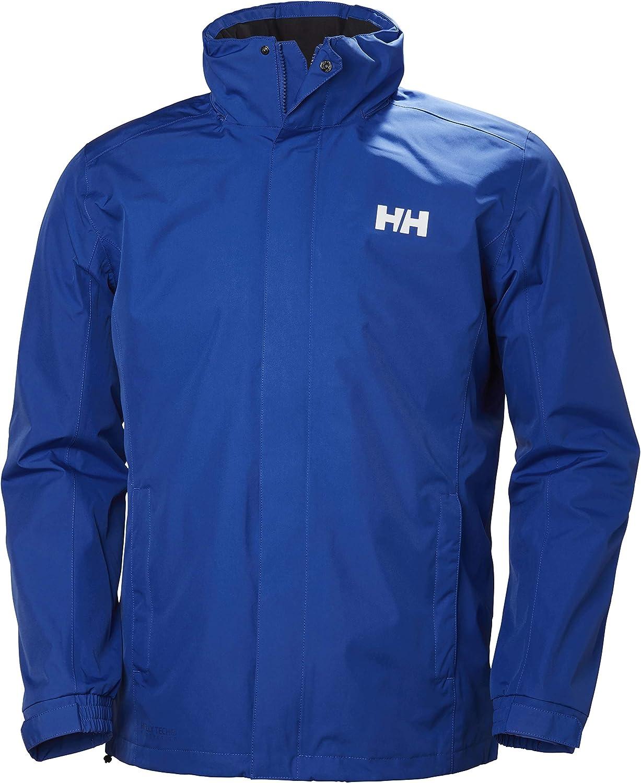 Helly Hansen Mens Dubliner Rain Jacket,