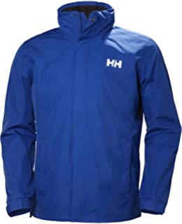 X-Large Helly Hansen Mens Loke Rain Jacket Cobalt Blue