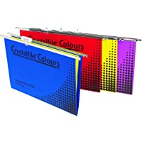 Crystalfile Suspension Filing Fc Pk25 Assorted Colours