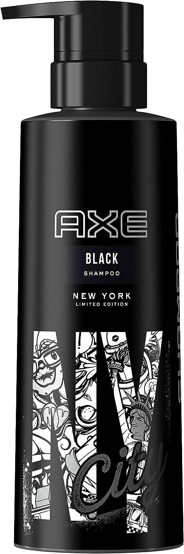 アックス ブラック ノーベッドヘアシャンプー
