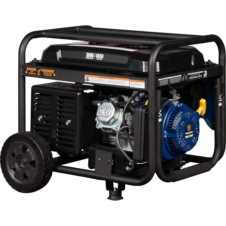 Amazon Westinghouse WGen3600 Portable Generator 3600 Rated