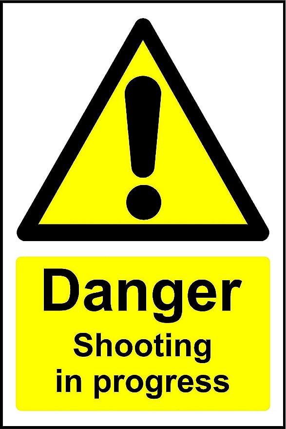carina codice promozionale classcic Segnali di pericolo segno sicurezza shooting in corso ...
