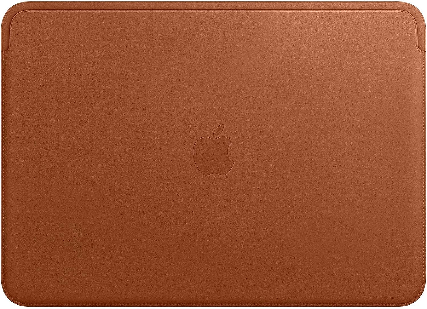 Apple Leather Sleeve (for 12-inch MacBook) - Saddle Brown