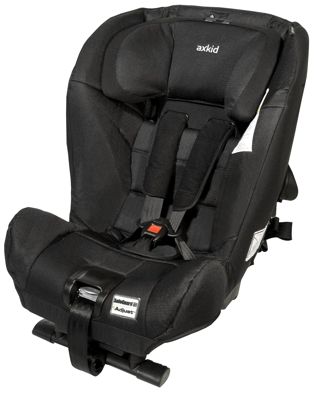 Axkid Minikid - Asiento de coche para la parte trasera (negro): Amazon.es: Bebé