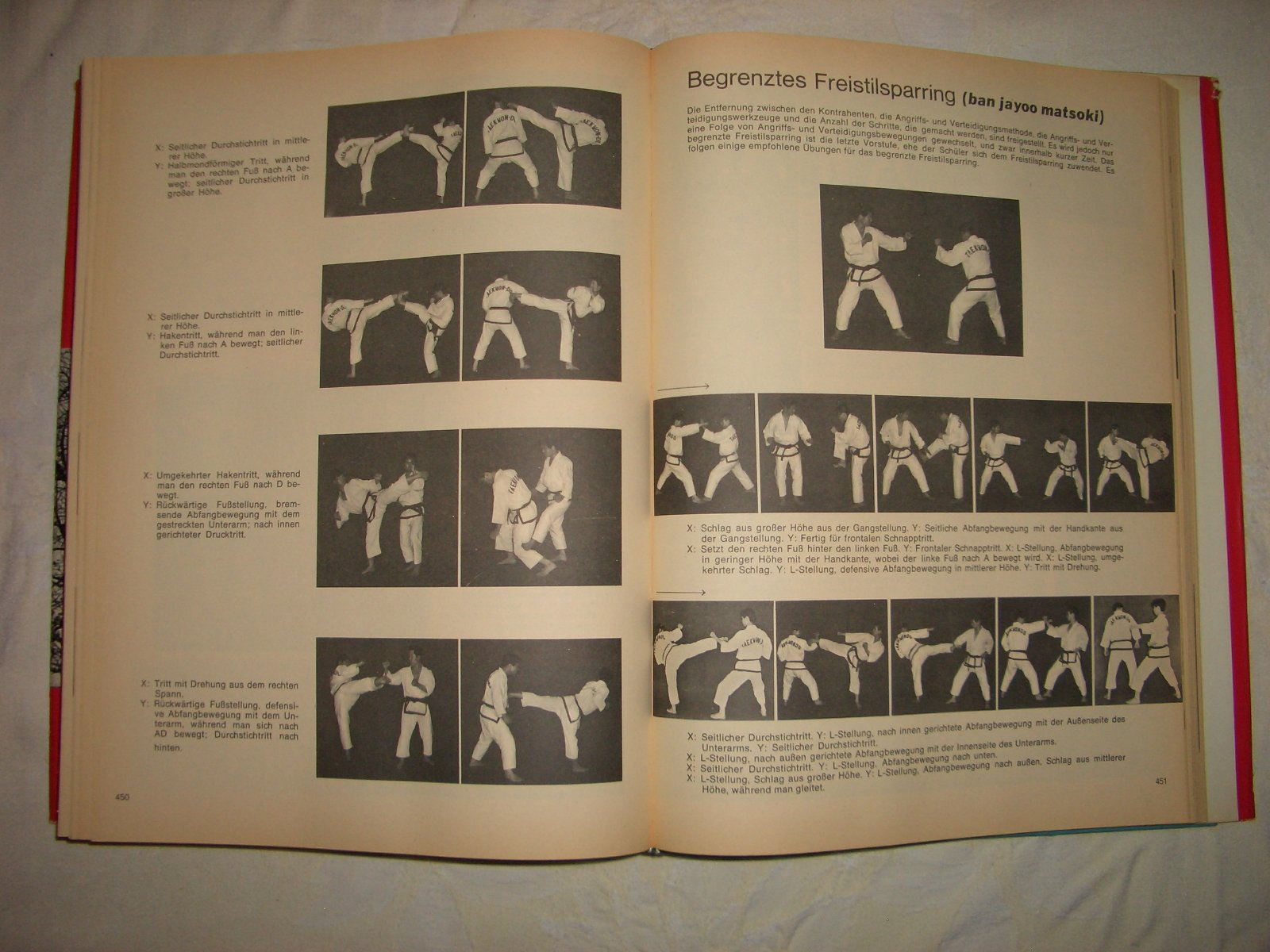 Taekwon Do. Der Koreanische Weg Der Selbstverteidigung: Amazon.de: Choi  Hong Hi: Bücher