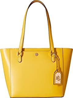 LAUREN Ralph Lauren Womens Newbury Halee II Shopper Medium
