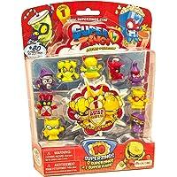Superzings Rivals of Kaboom Blíster con 10 Figuras Magic Box INT Toys SZ1P1300